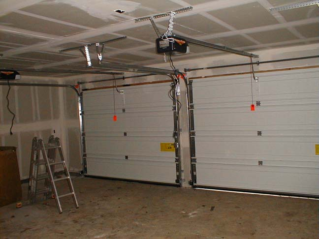 company home building miller garage door